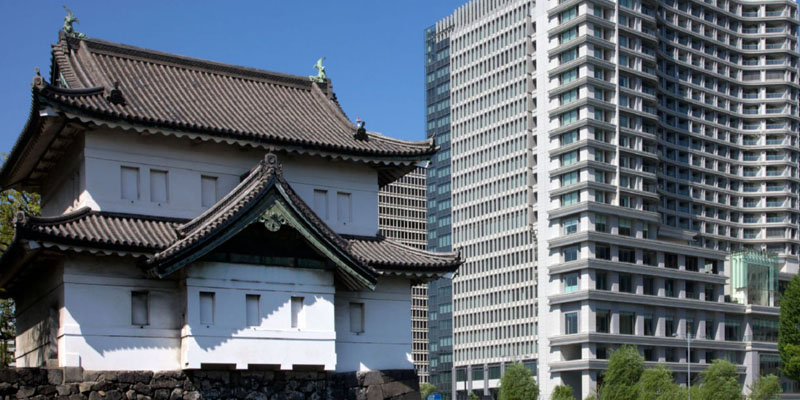 Hotel Palace Japan
